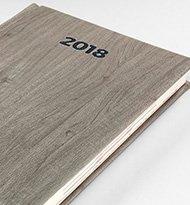 Alabama Szary Kalendarz 190x205
