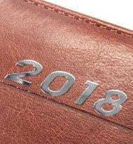 Chromowane Cyfry Roku Kalendarz 190x205