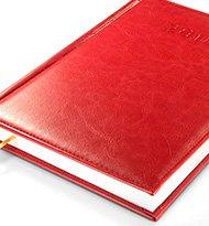 Sydney Czerwony O Kalendarz 190x205